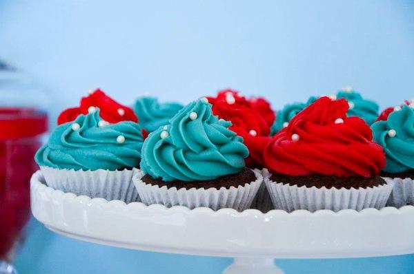 Gender-neutral-aqua-red-baby-carriage-shower-via-Karas-Party-Ideas-karaspartyideas.com-gender-neutral-baby-shower-ideas-13 - Còpia