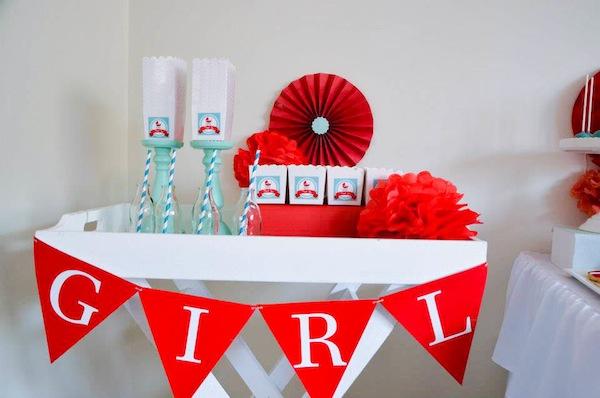 Gender-neutral-aqua-red-baby-carriage-shower-via-Karas-Party-Ideas-karaspartyideas.com-gender-neutral-baby-shower-ideas-14 - Còpia