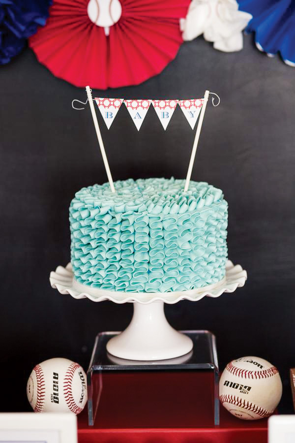 blue-ruffle-baby-shower-cake