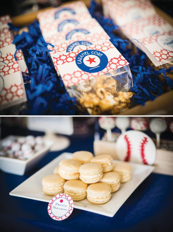 caramel-popcorn-baseball-dessert-ideas