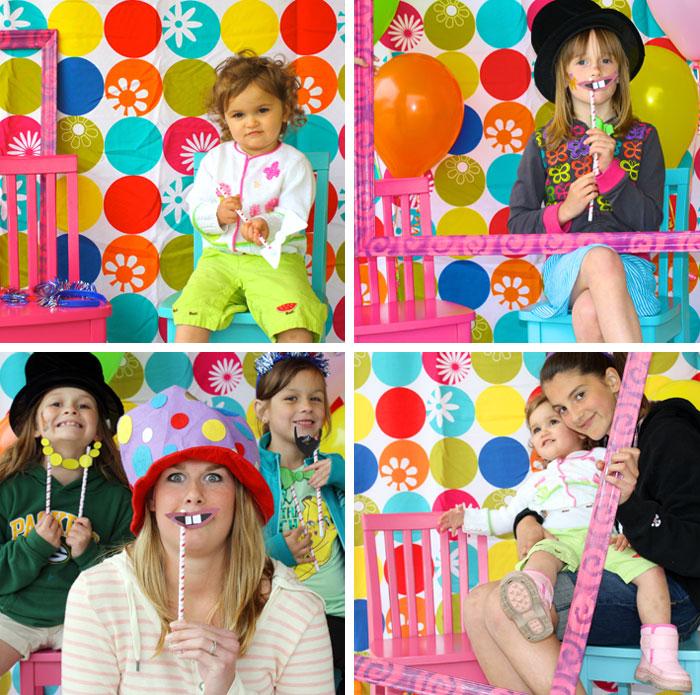 photocall fiestas infantiles